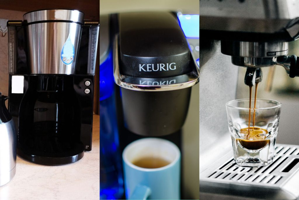 How Coffee Machines Work