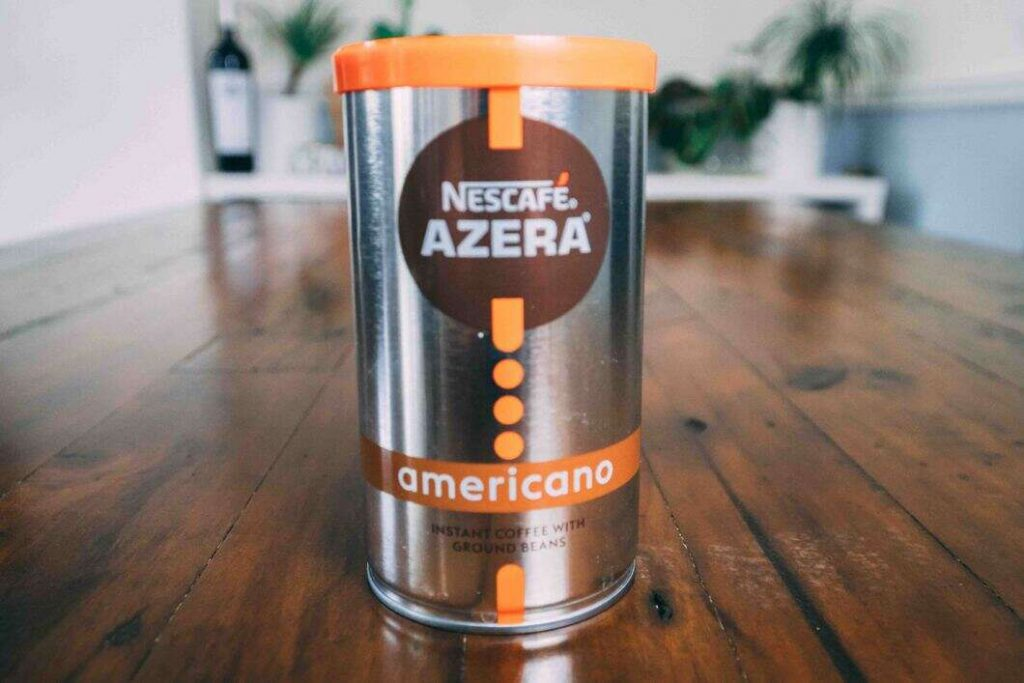 Nescafe Azera Instant Coffee