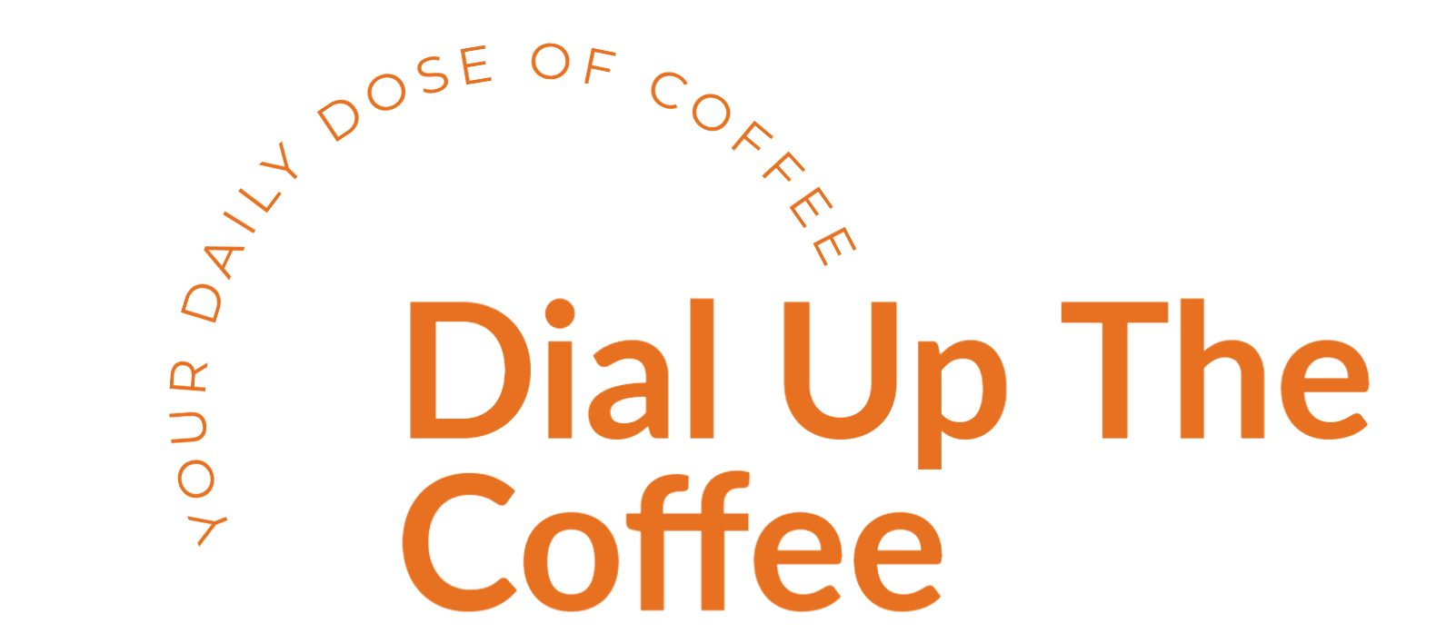 Dial Up the Coffee