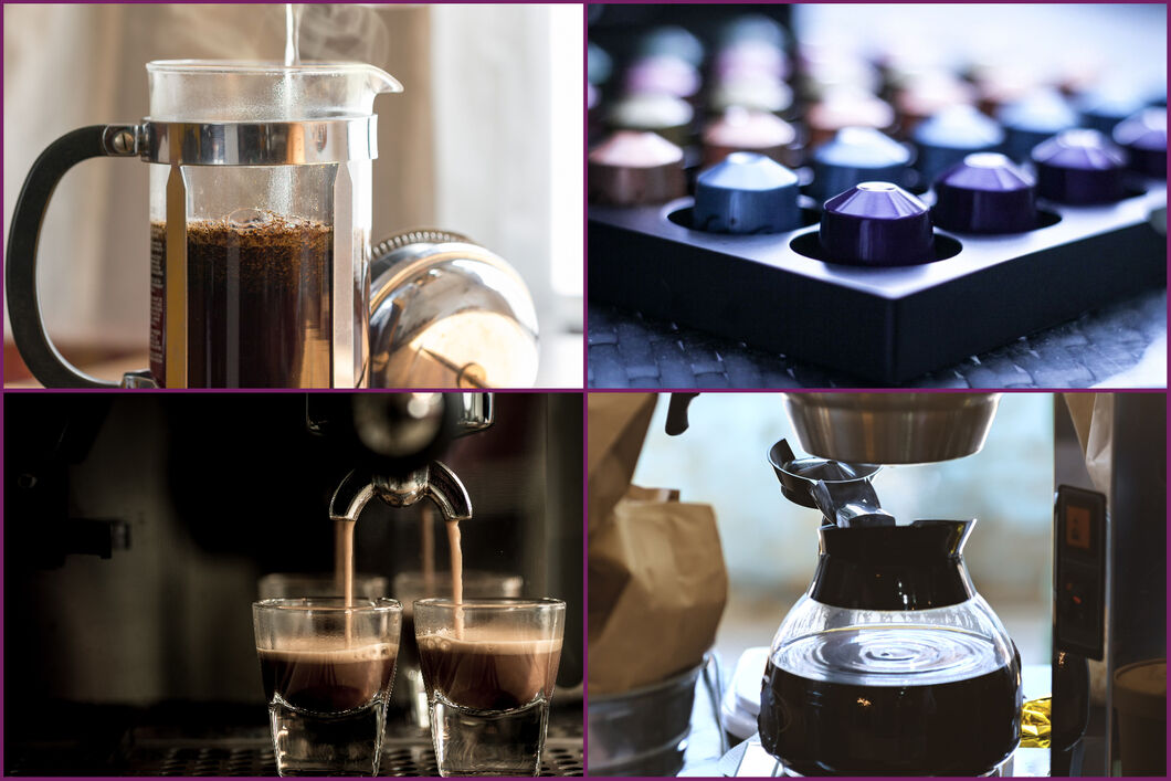 Best Coffee Machines for Brewing at Home