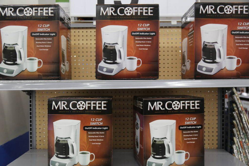Self of Mr Coffee Machines