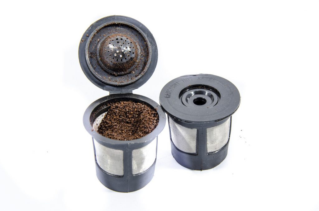 Keurig Coffee Machines Reusable Pods