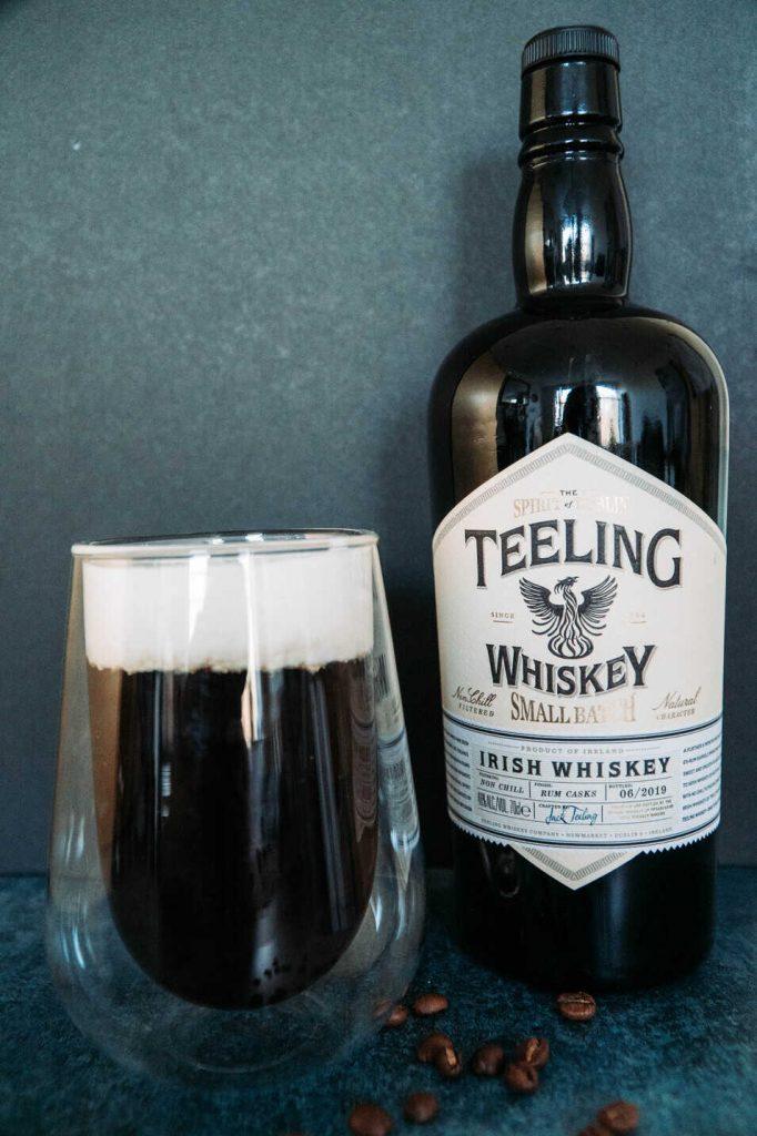 Using Teelings for this Irish Coffee