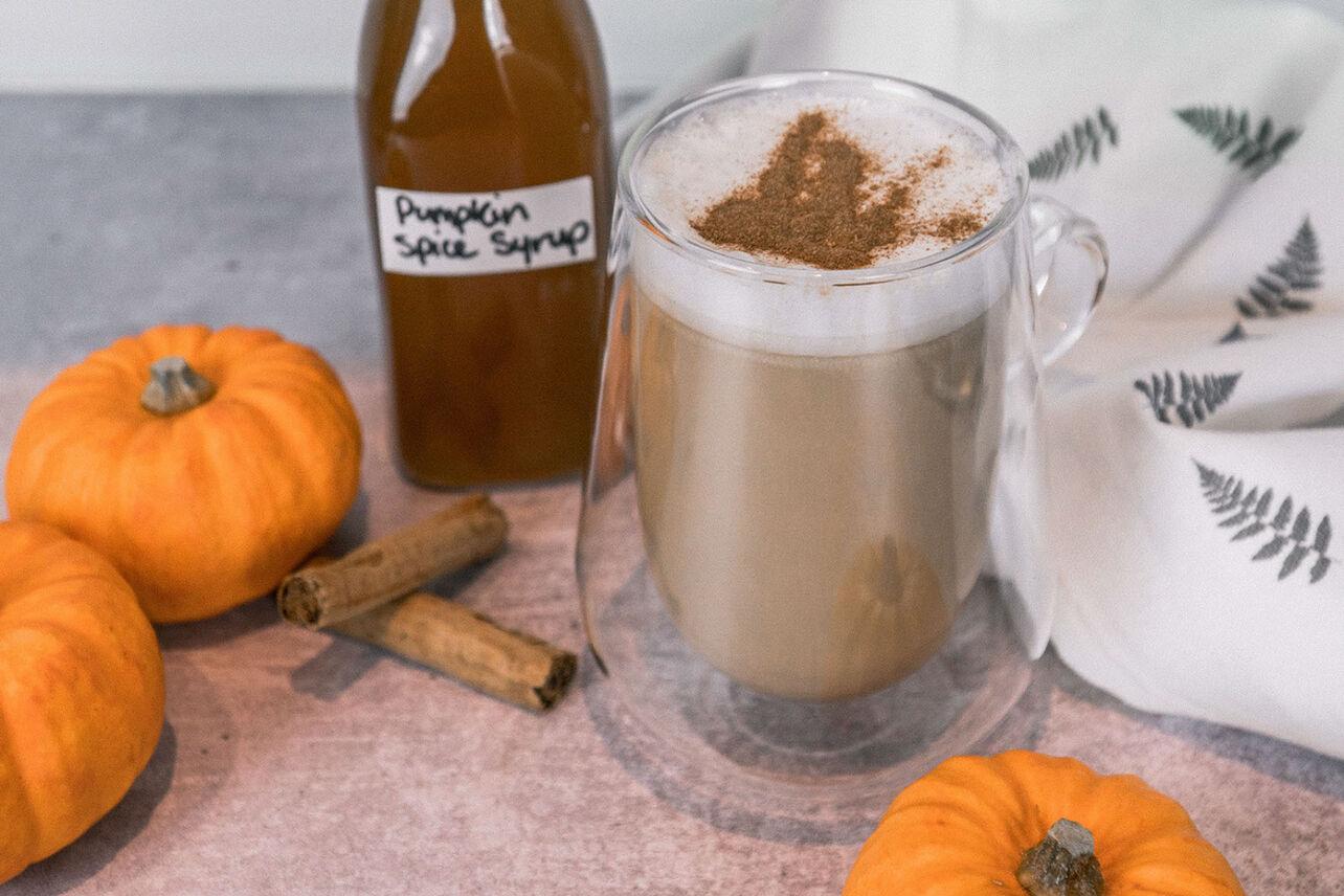 Pumpking Spice Latter Recipe