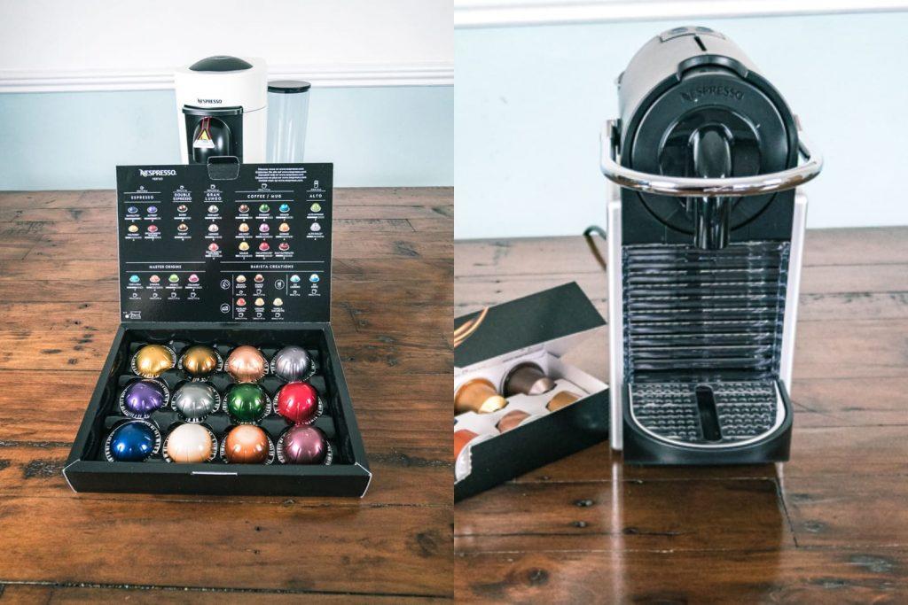 How Nespresso Machine Work
