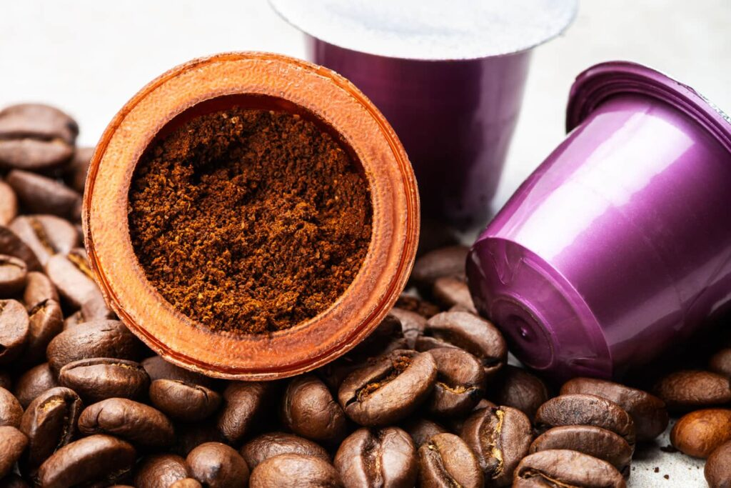 Reusability of Nespresso Pods