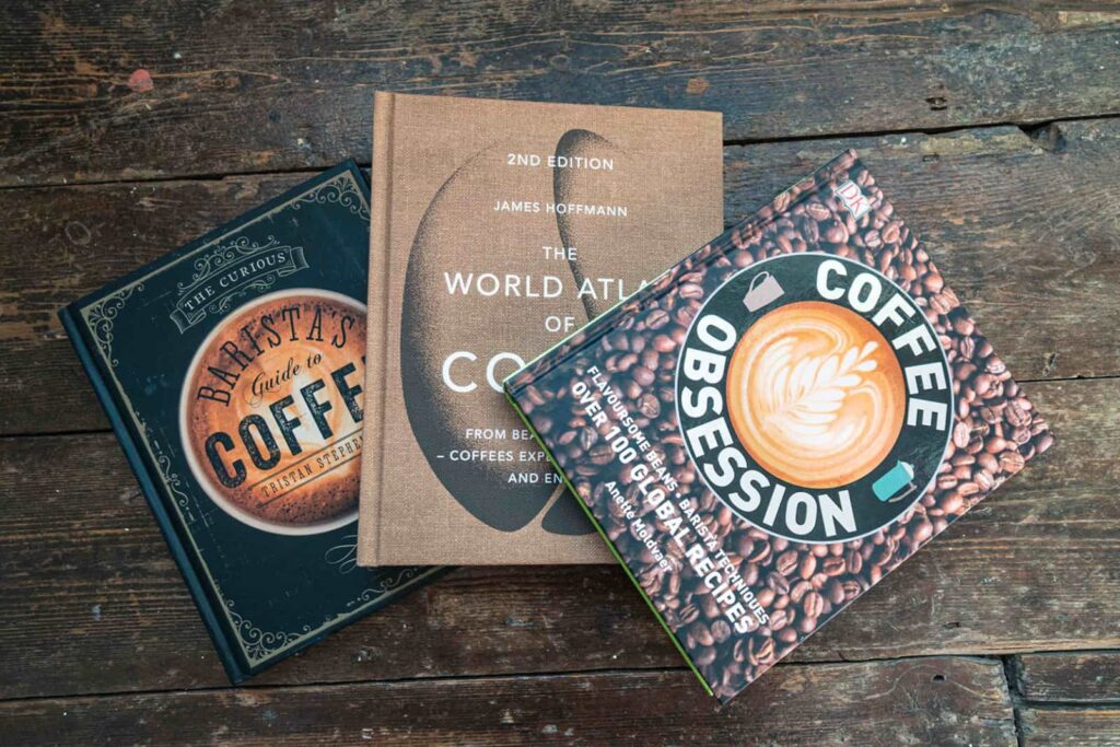 Best Coffee Books