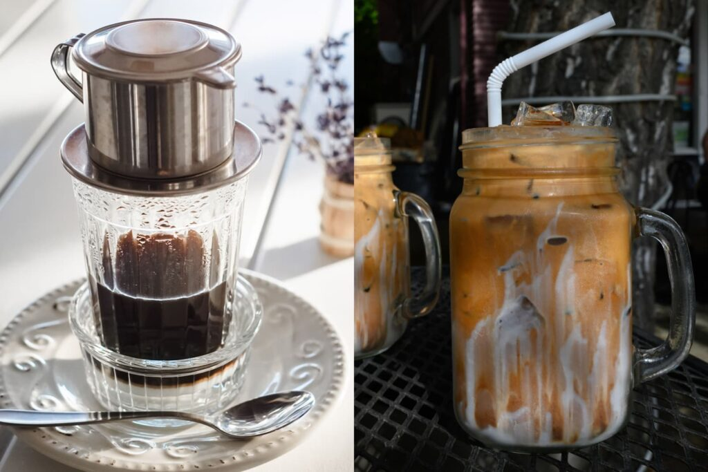 Thai Iced Coffee Vs Vietnamese Iced Coffee
